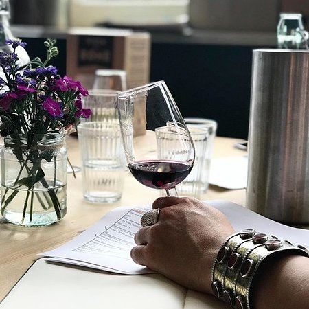 A glass of wine is the perfect accompaniment to our French food. Our supplier More Wine Please serves wine from the carafe - very French but also very Eco friendly too.