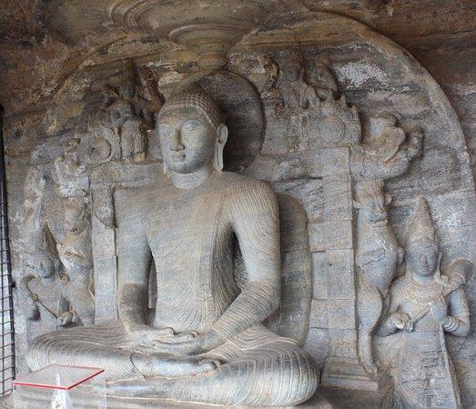 Gal Vihara: The third buddha