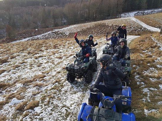Scottish Quads Photo
