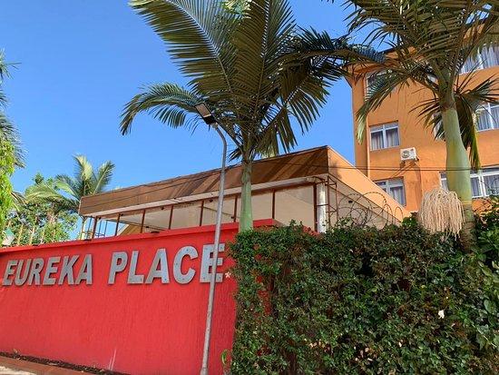 Eureka Place Kampala: Awesome day view.