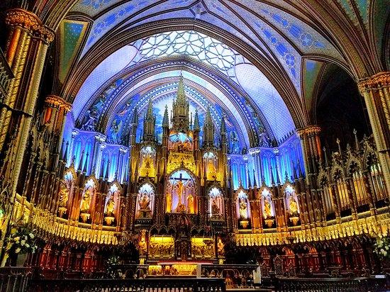 Bazylika Notre-Dame (Basilique Notre-Dame)