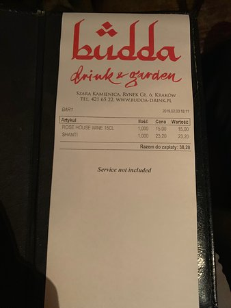 Buddha Drink and Garden Bar: This is such a hidden gem just off the main square - service amazing , friendly and soooo romantic a must visit and will certainly be going back loved every minute there