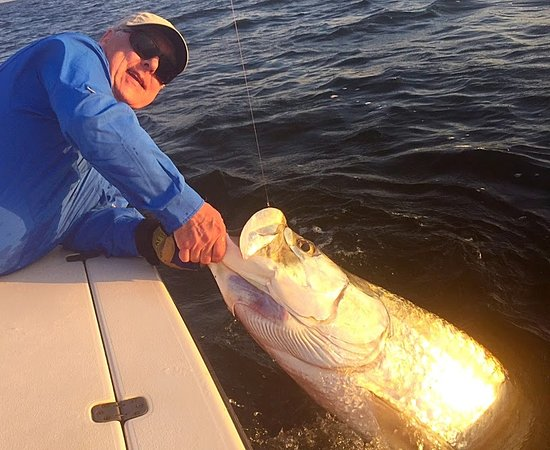 Sanibel Island Fishing Charters with Captain Greg Hood