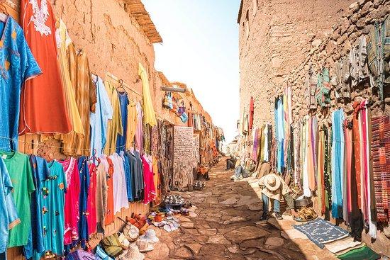 Disfruta Marruecos