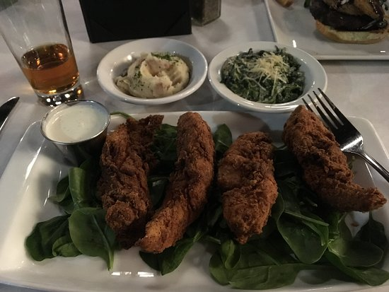 Canonsburg, PA: Not Your Kids' Chicken Strips