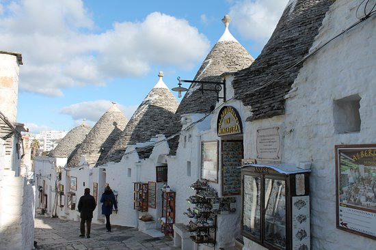 Alberobello in Miniatura