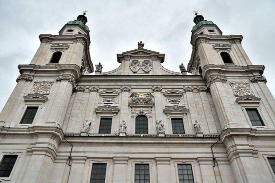 Região de Salzburgo, Áustria: Зальцбург