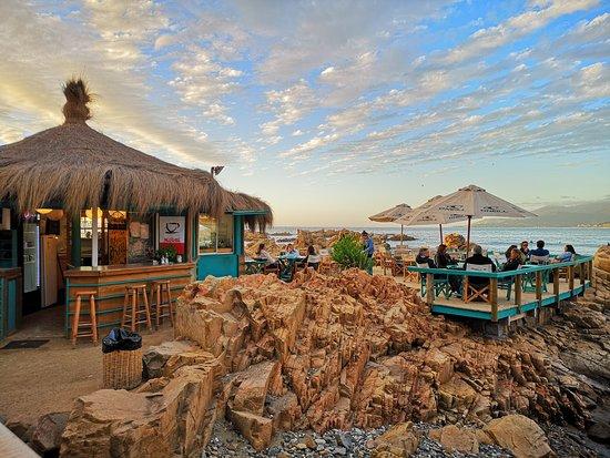 Café y terraza increibles