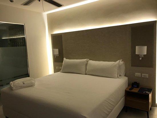 Senator Luxury Jr suite room