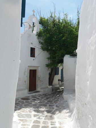 Mykonos, Greece: ΜΑΪΟΣ 2017
