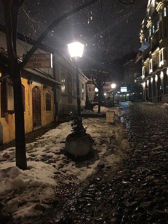 Belgrad da Kumkapı havası