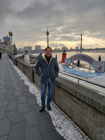 Dusseldorf, Germany: Beautiful city to explore, just give yourself the opportunity to see it!