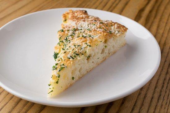 Garlic Parmesan Focaccia