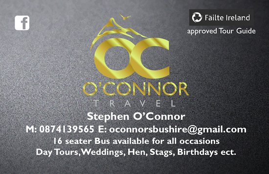 Boolteens, Ireland: O Connors Bus Hire, Book Package Deals @ The Anvil Bar.