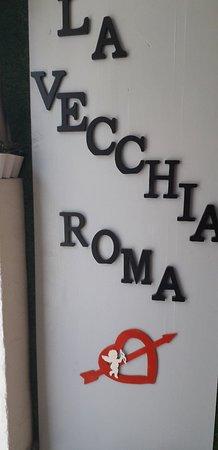 Restaurante romantico LA VECCHIA ROMA CALLE DE LA MAR 31 DENIA Alicante