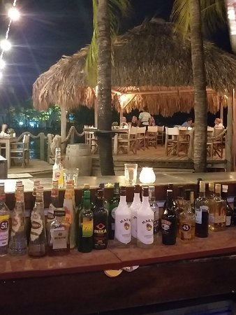 Hemingway Beach Bar