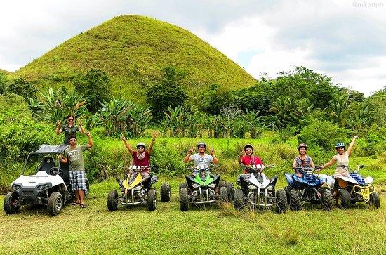 Tagbilaran City, Filippine: Chocolate Hills Tour Bohol w/ ATV Ride