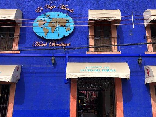 Hidalgo del Parral, Mexico: Hotel Boutique El Viejo Mundo en Parral, Chihuahua.