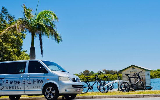 Maroochydore, Australia: Bike and Electric Bike Hire and Delivery Service