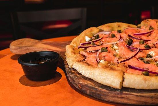 Nuestro horno de pizzas es ÚNICO en Campeche.