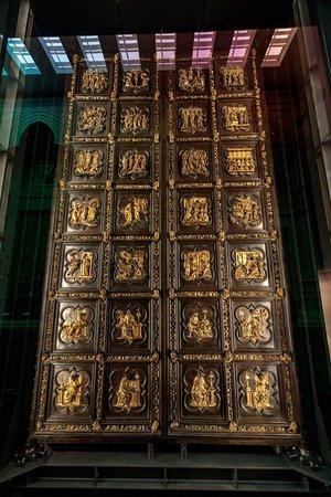 Ghiberti의 북문