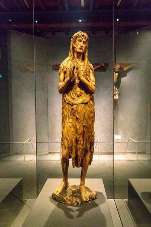 Donatello, 속죄하는 막달라 마리아 Magdalene Penitent