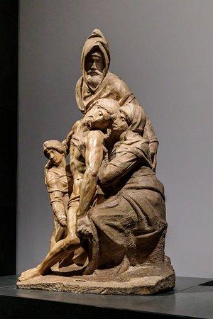 Michelangelo, Bandini Pietà