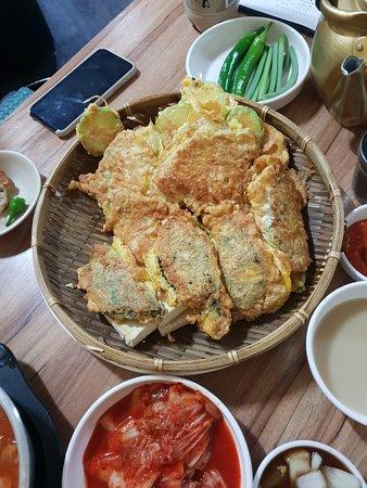 Pancake Ju Pancake Restaurant Seoul 19 Dongjak Daero7 Gil