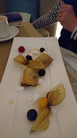 Delicate Dessert..