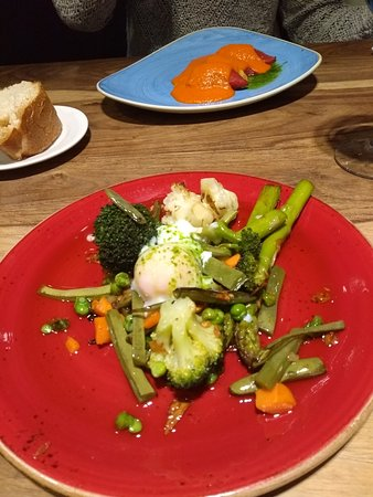 ubarrechena: pot au fau de légumes