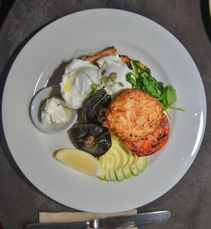 Our vegetarian breakfast were delicious and tasty