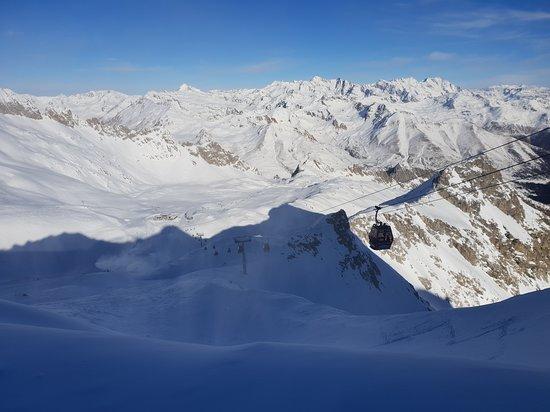 Passo del Tonale Ski Resort