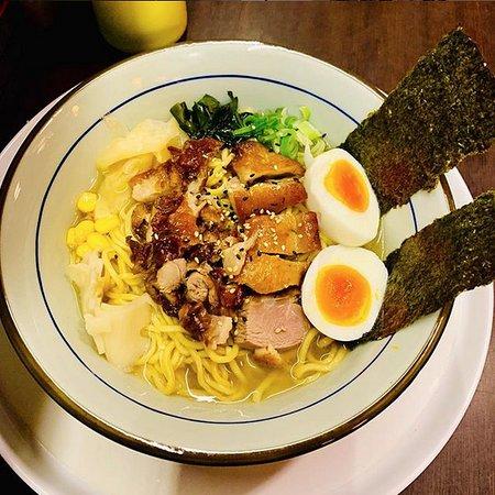 Asian Flavor: Ramen con Maiale