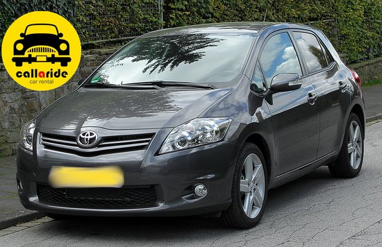 Nairobi Region, Kenya: Toyotsa Auris or similar available for hire, in and around Nairobi, great discount on long-term rentals.