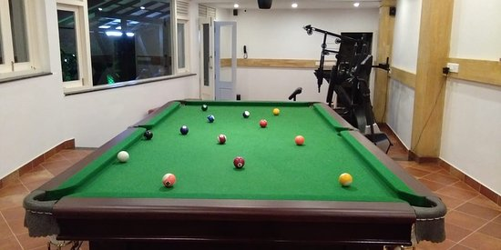 Time to Play  Billiards ..