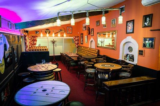 Bistro Le Bon Coin Chateauneuf Les Martigues Restaurant