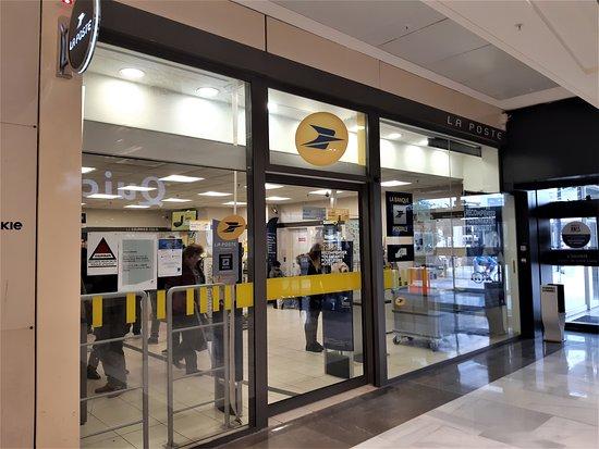 Bureau De Poste Picture Of Centre Commercial Westfield Rosny 2 Rosny Sous Bois Tripadvisor
