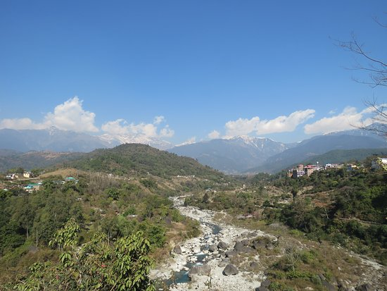 View from Baijnath Temple