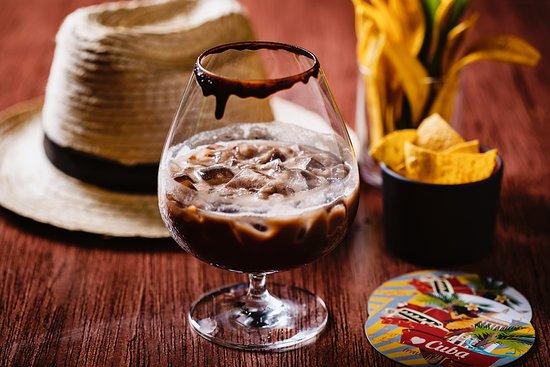 La Vista 55: Don Pedro-Latino Classic Cocktail