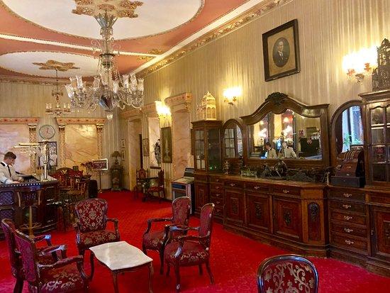 İstanbul'un en eski oteli
