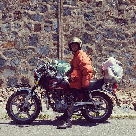 Da nang to Nha Trang with Tin Tin (Dalat easy rider)