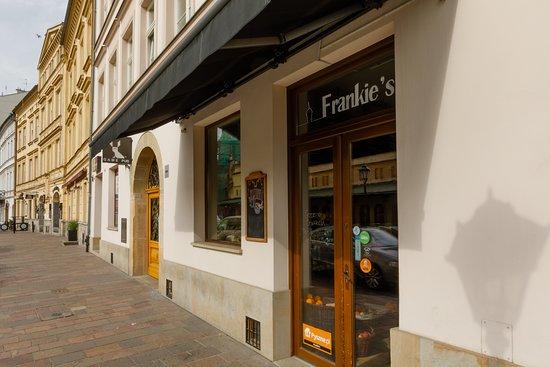 Frankie's restaurant for Breakfests