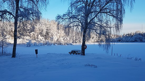 Emmaboda, สวีเดน: super flot søområde.