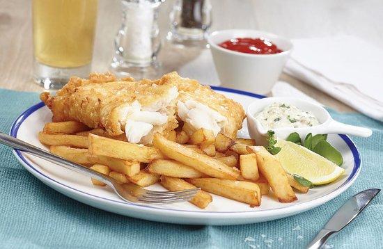 Butlin's Bognor Regis Resort: Fish & Chips