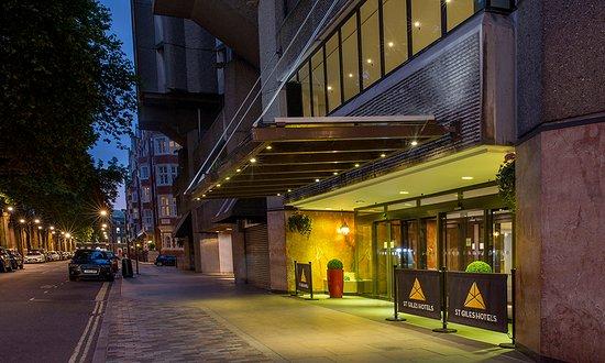 bc9ab2debca1 ST GILES LONDON - Now €108 (Was €̶1̶4̶5̶) - UPDATED 2019 Hotel ...