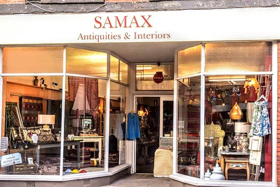Samax Antiquities & Interiors
