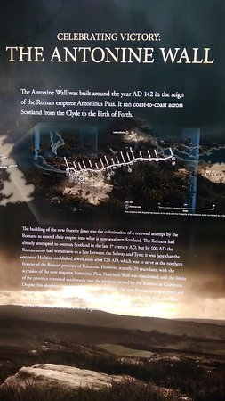 Antonine Wall Exhibit