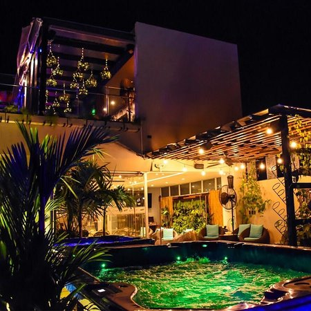 por inadvertencia Estribillo ángel  Espléndida terraza - Picture of Perla Suite Hotel, Santa Marta - Tripadvisor
