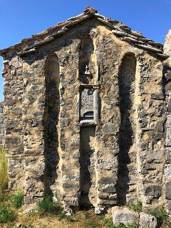 Bol, Croatia: Old church