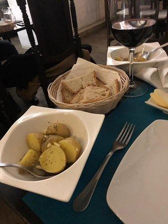 Casa Grande: Pommes de terre façon algarve pour... 1,50 €!!! (6 € en Belgique ?)